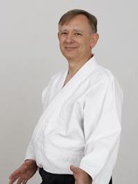 Bernhard Schilde/ Trainer Aikido.