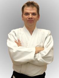 Ruben Müller/ Trainer Aikido